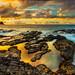 Salemas Beach Sunset