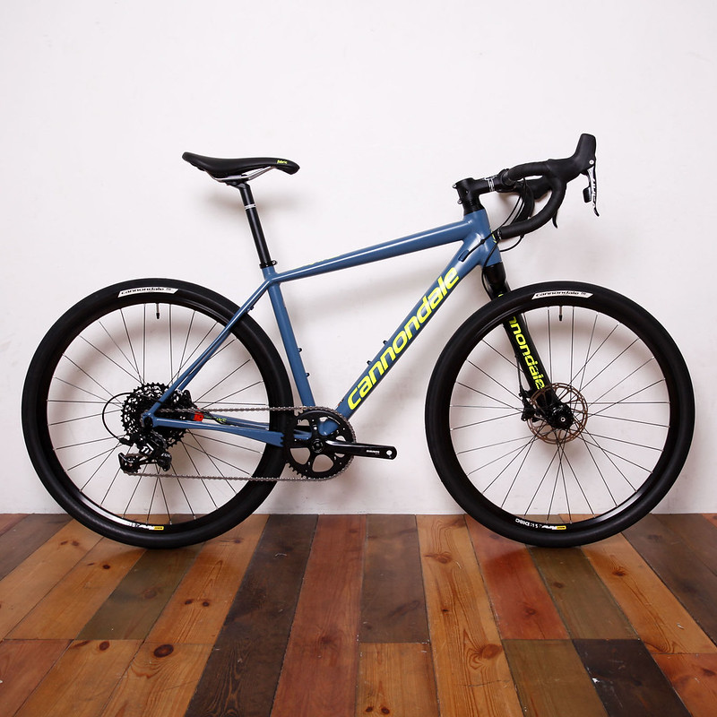 Cannondale / SLATE APEX 1 / 650bx42c New Road