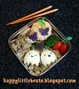 Ghost Buddies Egg Bento!