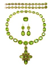 Peridot jewels