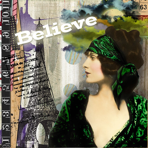 Believe by Lynne Larkin