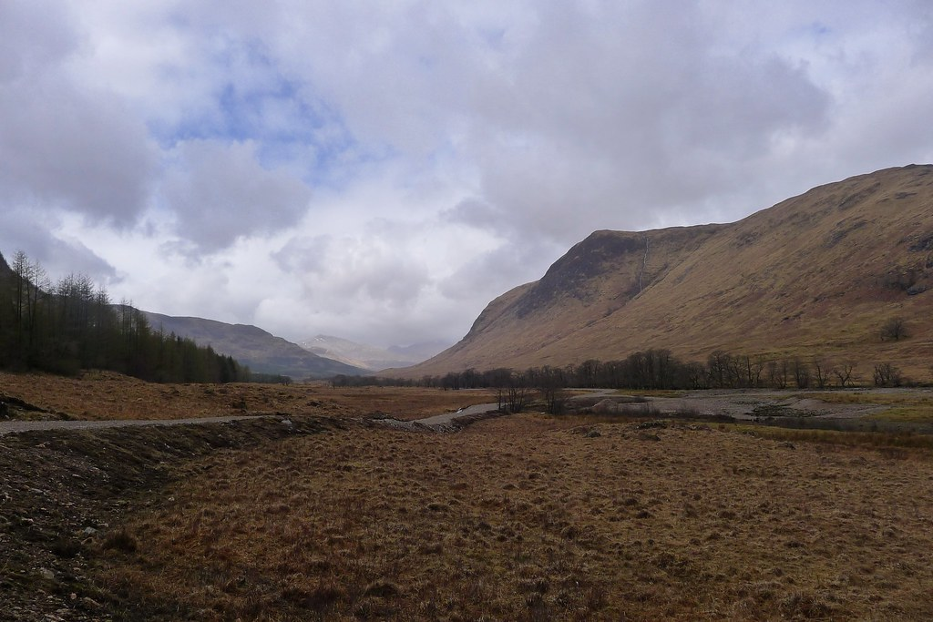 Showers over Glen Scaddle (reprise)