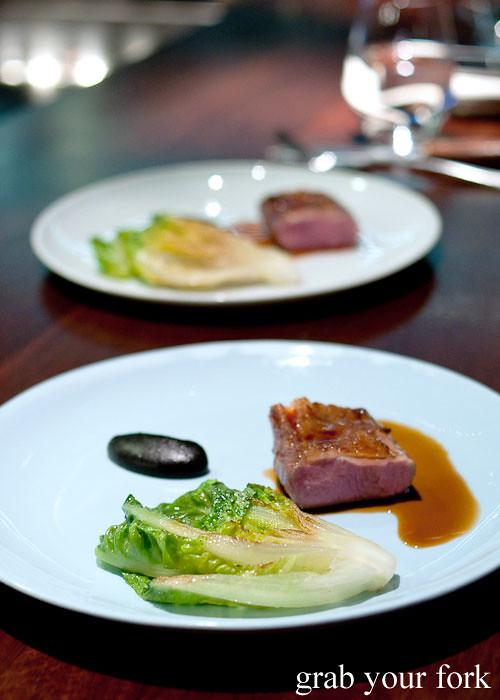 lamb and eggplant at momofuku seiobo the star sydney
