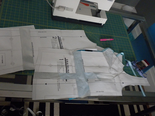 tiny pocket tee pattern modifications