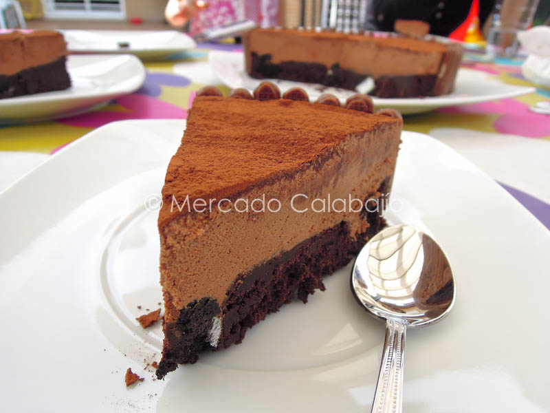 TARTA BROWNIE DE OREO CON MOUSSE DE CHOCOLATE-34