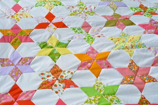 Briar Rose Quilt 2