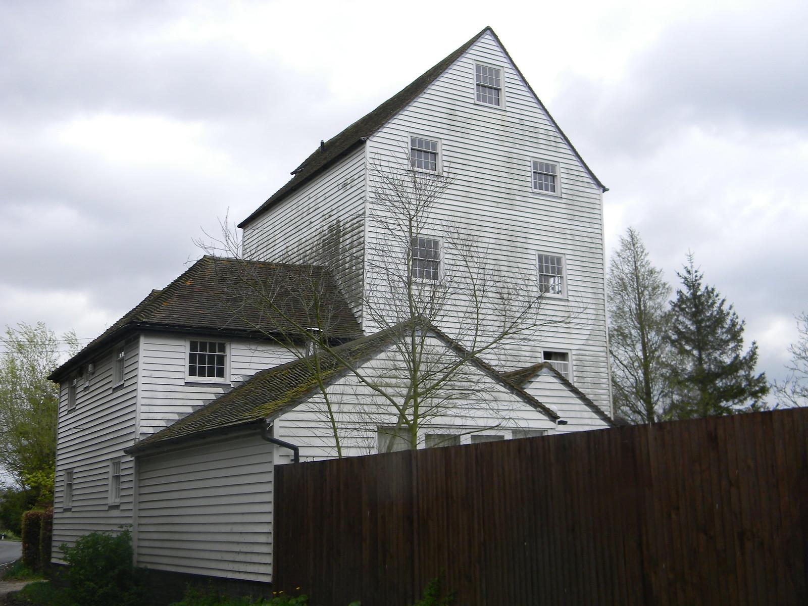 Old mill Bekesbourne Circular