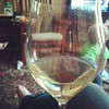 A #simple glass of white wine while we watch the #Muppet Movie. My kind of Saturday night. #McPolish #MayADay