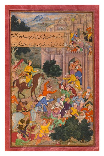 012-Memorias de Babur-1500-1600-Biblioteca Digital Mundial