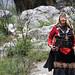 Albanian folk dress