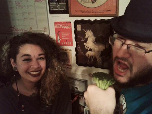 Broccoli Mic (May 6 2013)