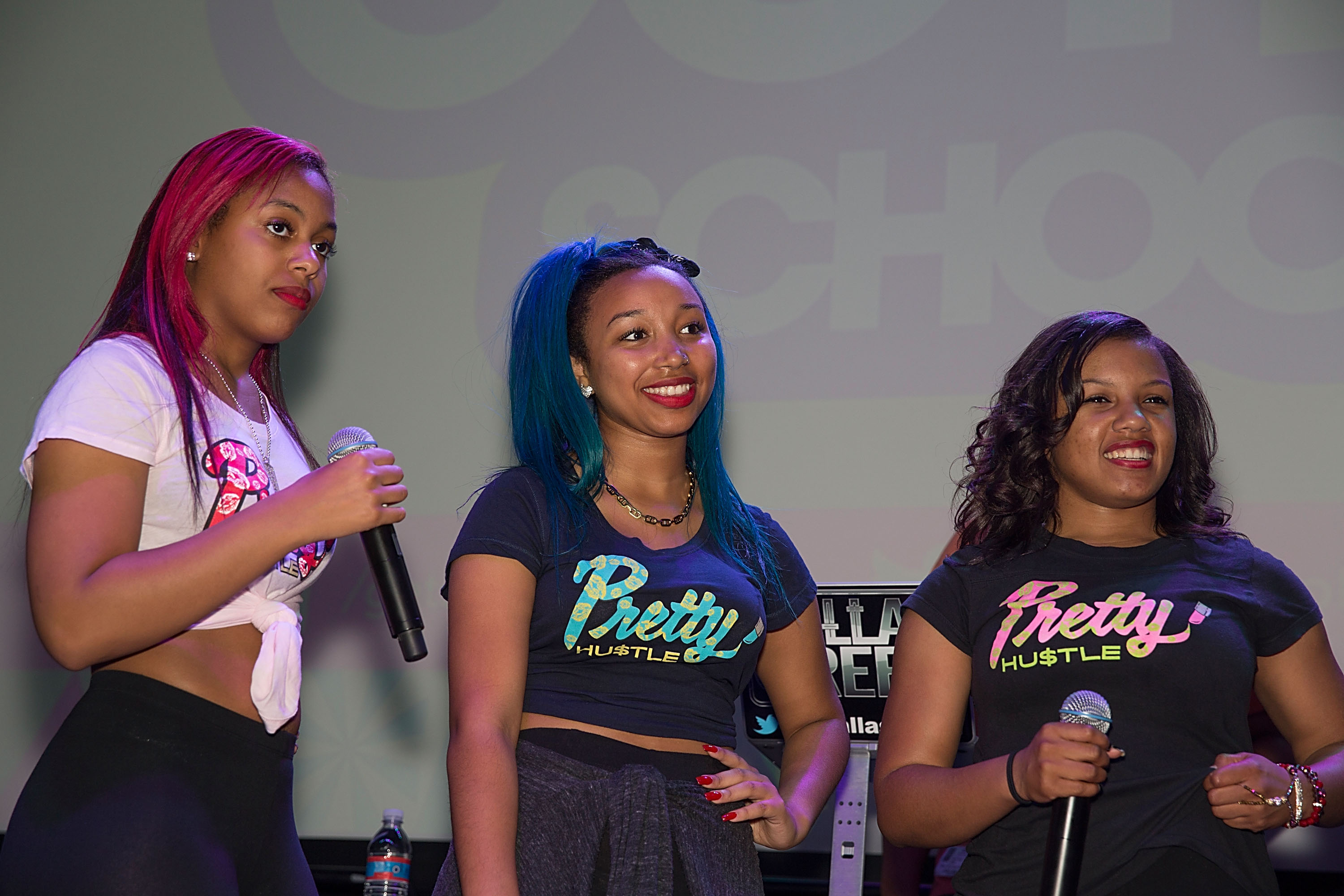 and bahja rodriguez zonnique pullins bahja beautifuldoll and breaunna    Zonnique And Breaunna 2014