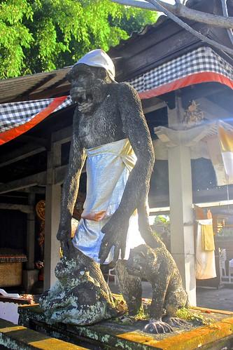 monkey guardian