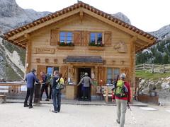 Erste Station: Rossalm