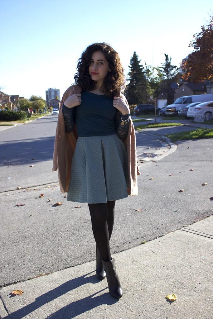 Sheinside+Coat