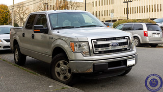 Saanich Police Traffic Unit - 2013 Ford F150 Ecoboost