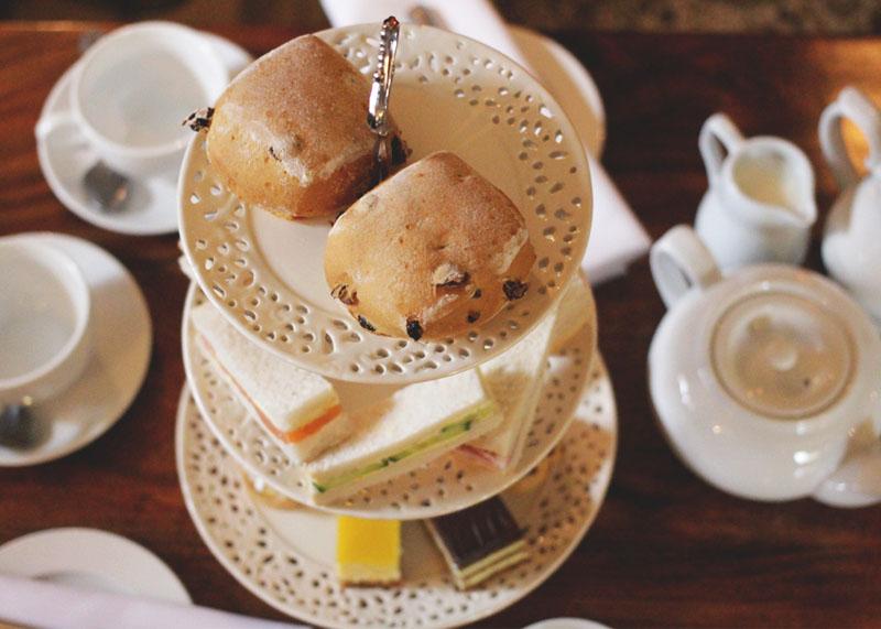 afternoon tea yorkshire, Bumpkin Betty