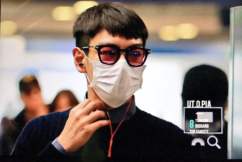 Big Bang - Incheon Airport - 07dec2015 - Utopia - 02