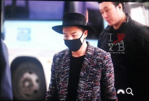 Big Bang - Incheon Airport - 21mar2015 - Tae Yang - Urthesun - 02