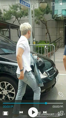 BB music bank KBS 2015-05-15 Seungri by 蚕室绝世美男TOPTOPTOP 03
