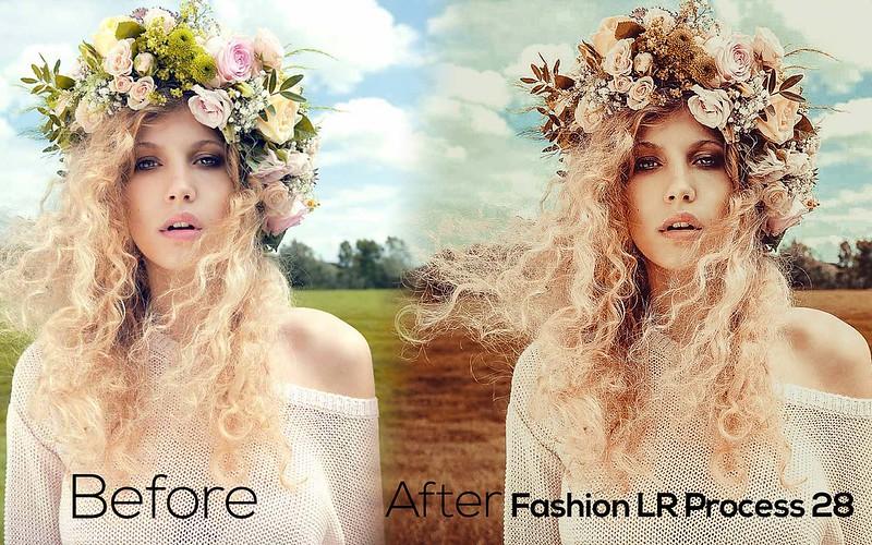 Fashion LR Presets 25
