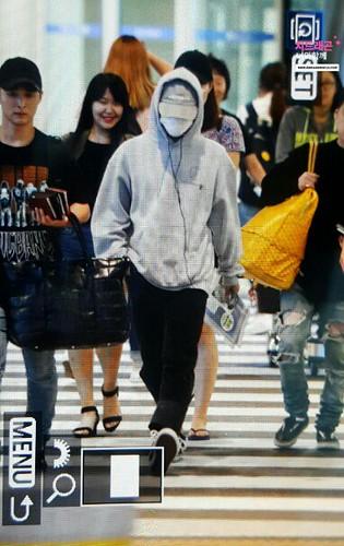 BIGBANG arrival Seoul from Macao 2016-09-05 (21)