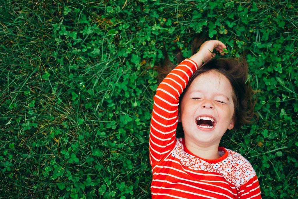 Contagious laugh