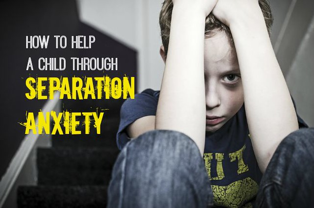 How to help kids breathe through separation anxiety