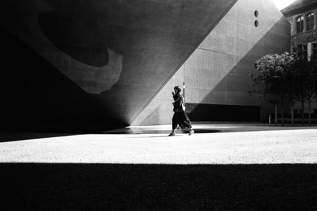 walker in the light