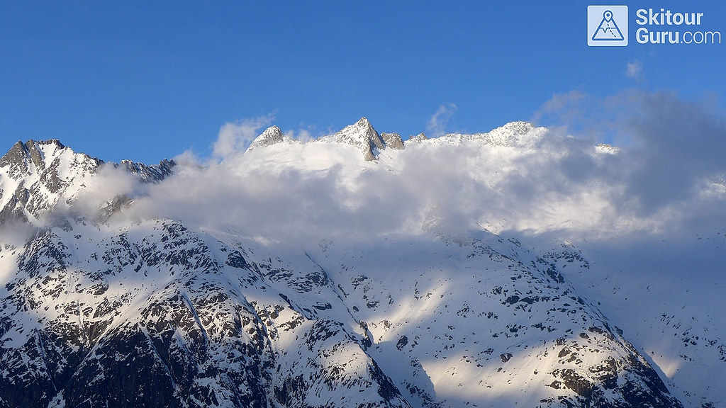 Diechterhorn (day 3, h.r. Swiss Glacier) Urner Alpen Schweiz foto 31