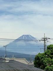 Mt.Fuji 富士山 6/26/2016