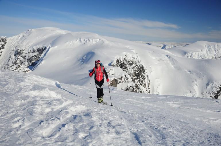 Norské Lyngenské Alpy - deník skialpinisty VII.
