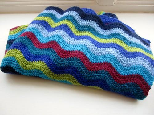 H's blanket