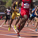 Two Seconds at the Penn Relays