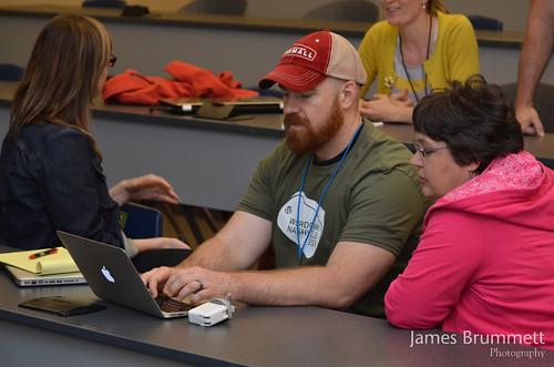 Joel Norris Help Desk WordCamp Nashville 2013