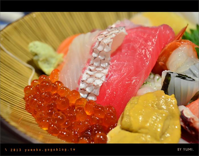 【台中日本料理餐廳】超豐盛散壽司,元手壽司最鮮的日式料理 ...