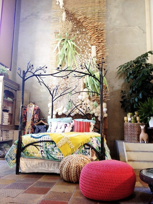 Inside Anthropologie Philly
