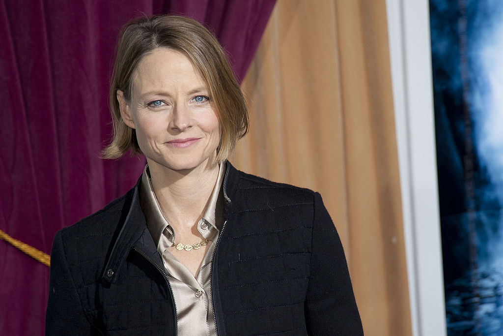 Jodie Foster at the Sherlock Holmes A Game Of Shadows premiere 2011