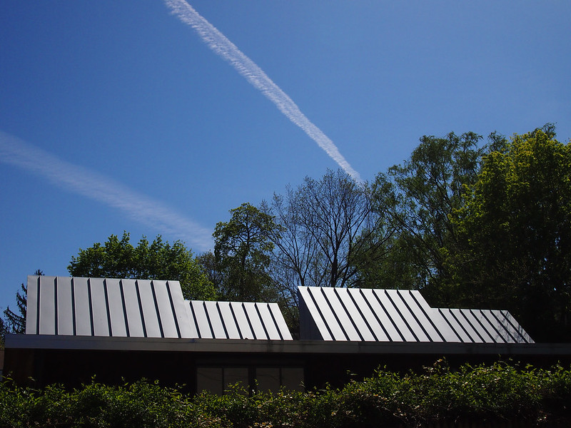 Roof with Sky