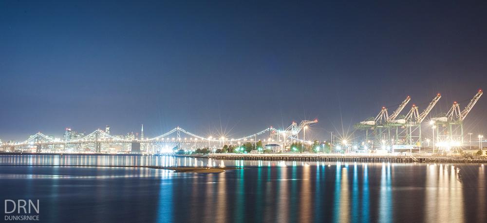 Oakland, CA.