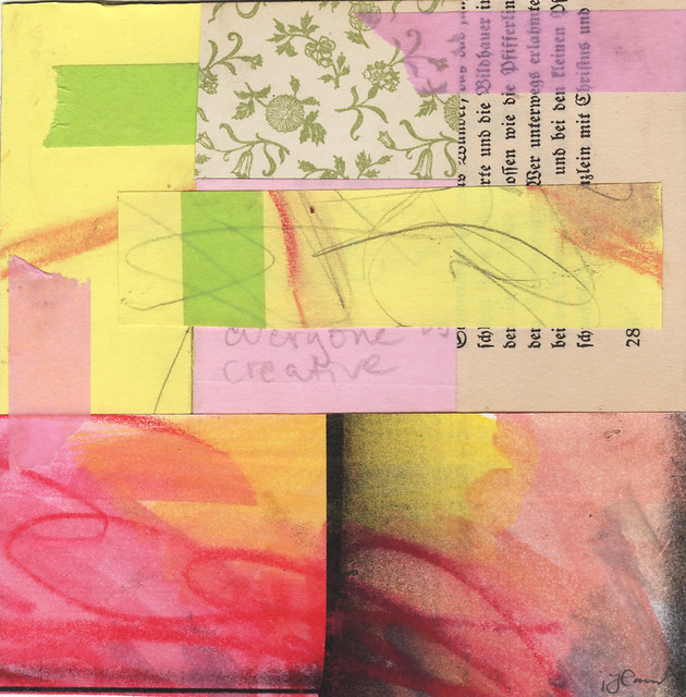 Collage: Everyone is Creative