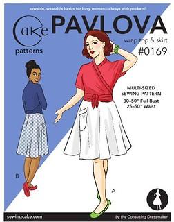 Cake Patterns' Pavlova
