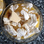Pear & Meringue Trifle