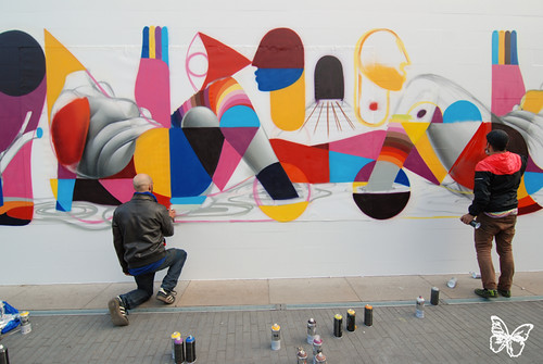 Remed & Okuda - London