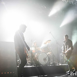 Black Rebel Motorcycle Club // Terminal 5 by Chad Kamenshine