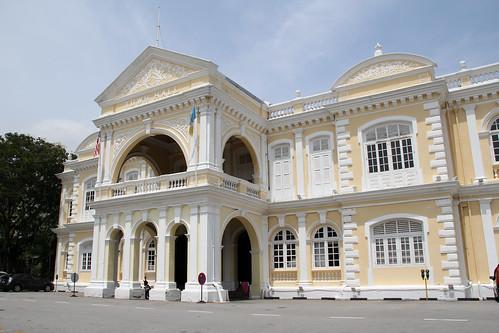 Town Hall, Penang