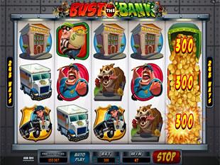 Bust the Bank Bonus Feature