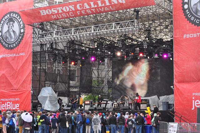 Boston Calling 5 25 13