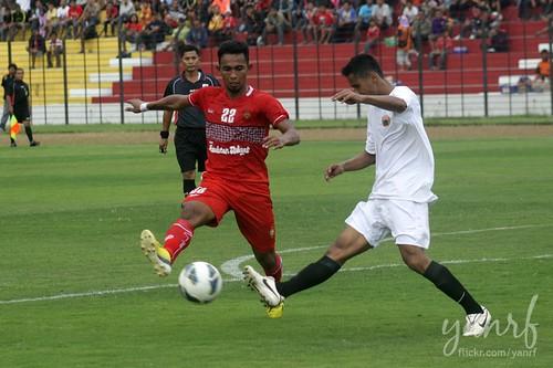 IPL 2013: Jakarta FC 0 x Persiba Bantul 3