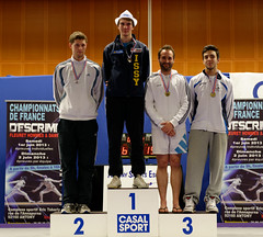 French Fencing Championship 2013